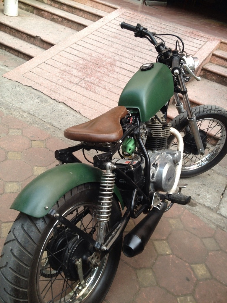 Yamaha Bobber Pictures 78